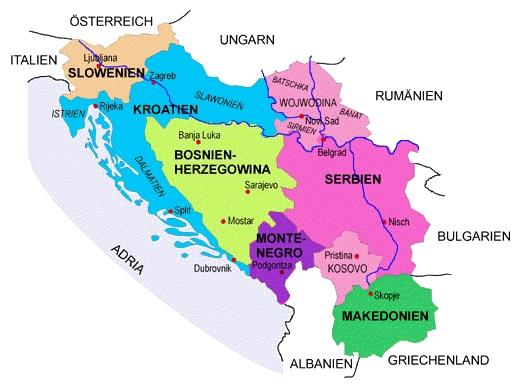 Balkanstaaten