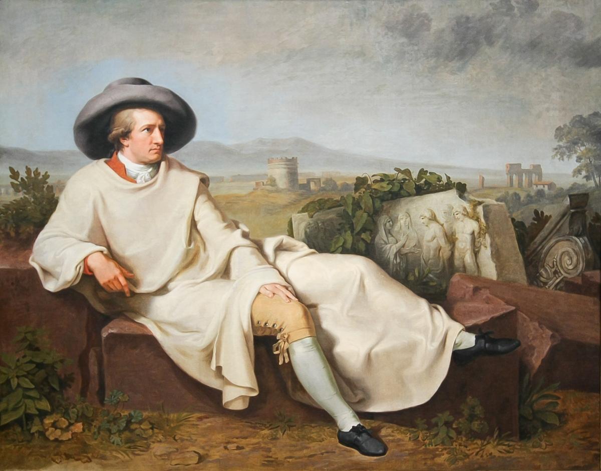 Gedicht der Woche: Der Zauberlehrling von Johann Wolfgang von Goethe