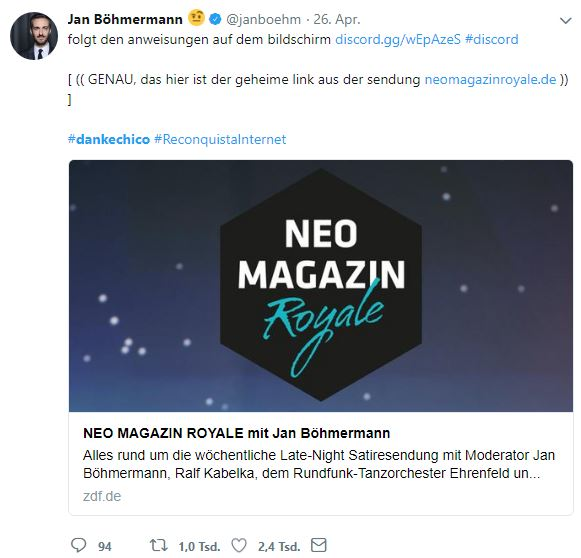 Reconquista-Internet