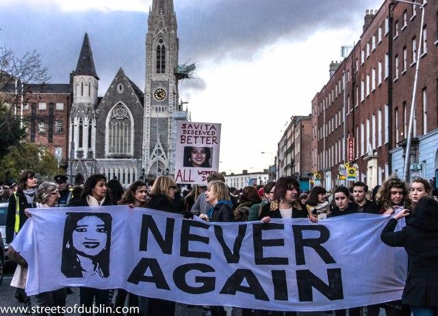 Dublin_Savita_Halappanavar_Rally