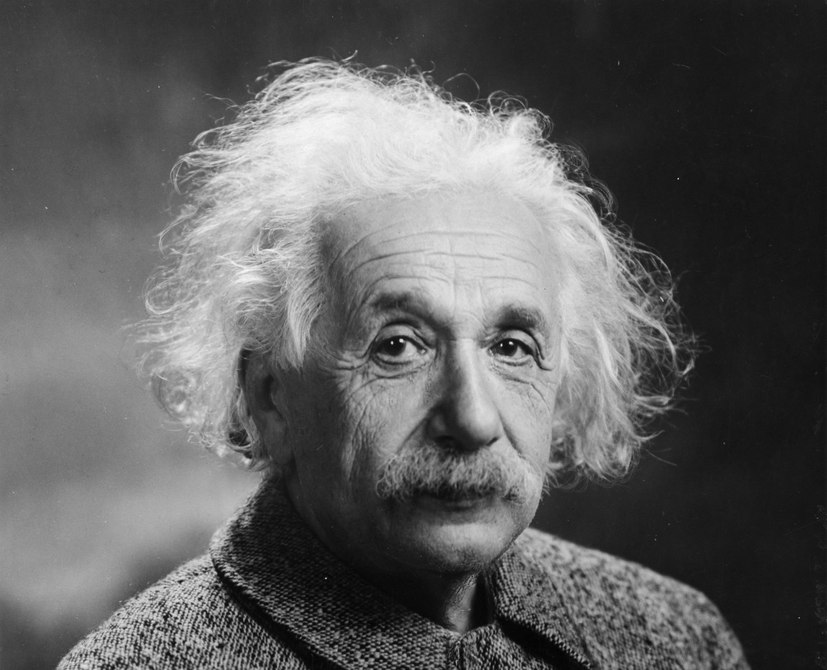 Zitat der Woche: Albert Einstein